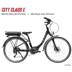 DCO City Class S.T.E.P.S E-Bike Step-Through
