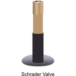 Generic Schrader Bicycle Tube