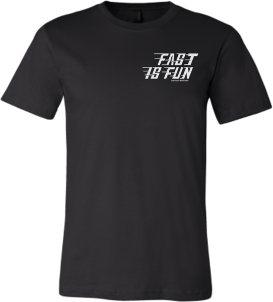 Backyard Bikes BYB Fast Is Fun Tshirt