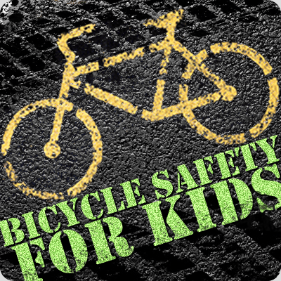 Bicycle Safety for Kids logo