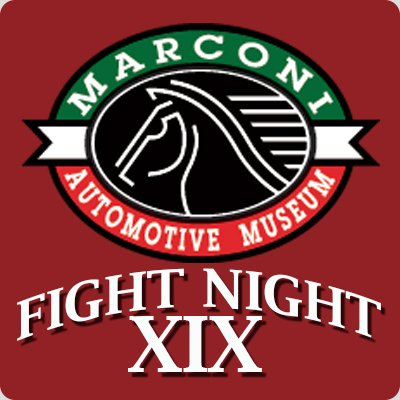 Marconi Fight Night logo