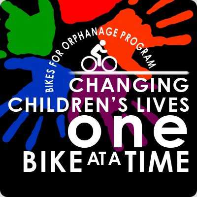 Bikes For Orphanage Logo