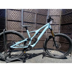 Specialized Stumpjumper GOLD CARBON 29 FOX AIR SUMBLU/TRPTL L