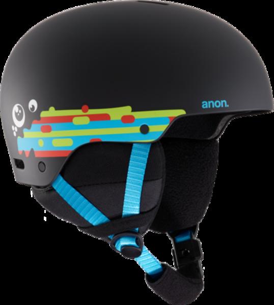 Burton Kid's Anon Rime 3 Helmet