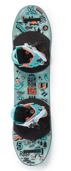 Burton Kids' After School Special Snowboard Package