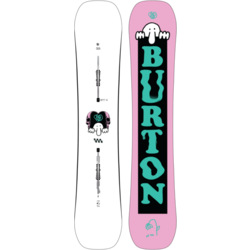 Burton Men's Kilroy Twin Camber Snowboard