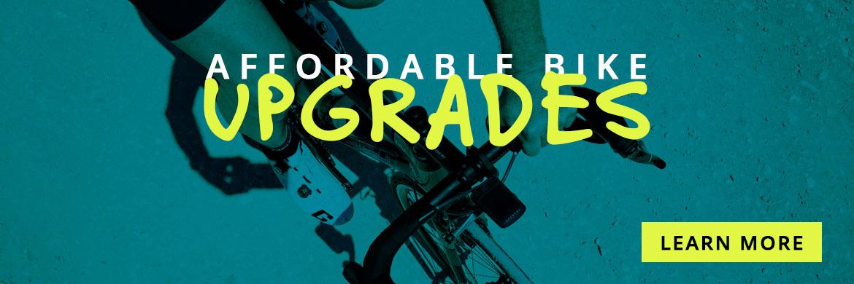 Affordable Bike Upgrades
