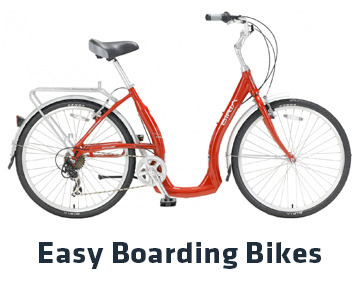 Biria Easy Boarding Bikes