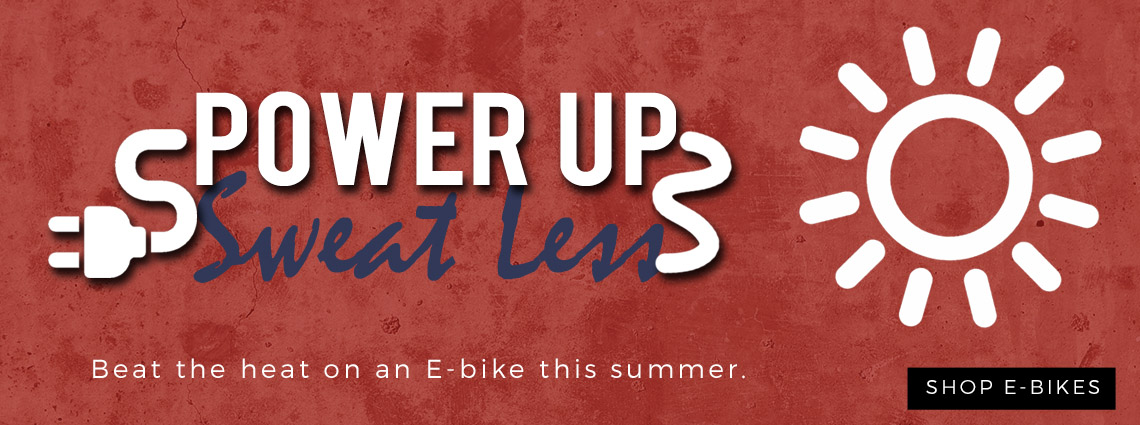 Power up on an ebike from Naples Cyclery