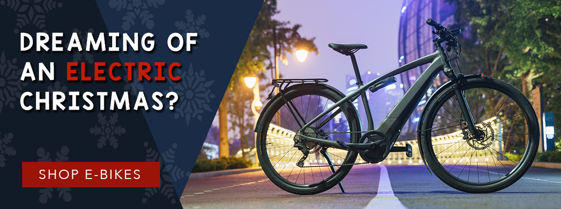 Shop e-bikes for the holidays at Naples Cyclery