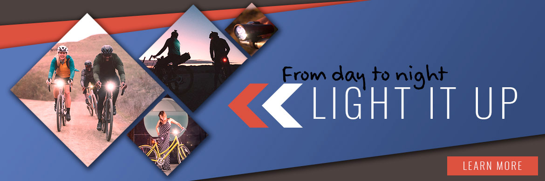 Choosing the right bike light