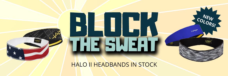 Halo II Headbands In Stock at Naples Cyclery!