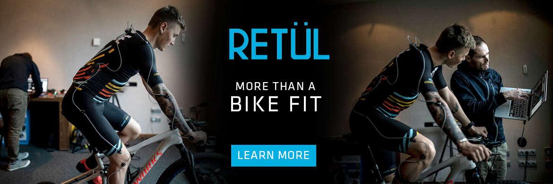 More than a bike fit - Retül