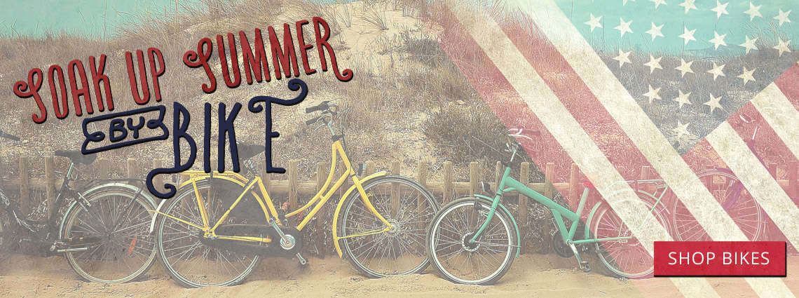 Soak up summer on a bike from Naples Cyclery