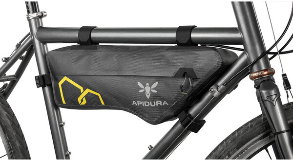 Apidura Frame Pack Expedition, Small (3.5L), Grey/Black