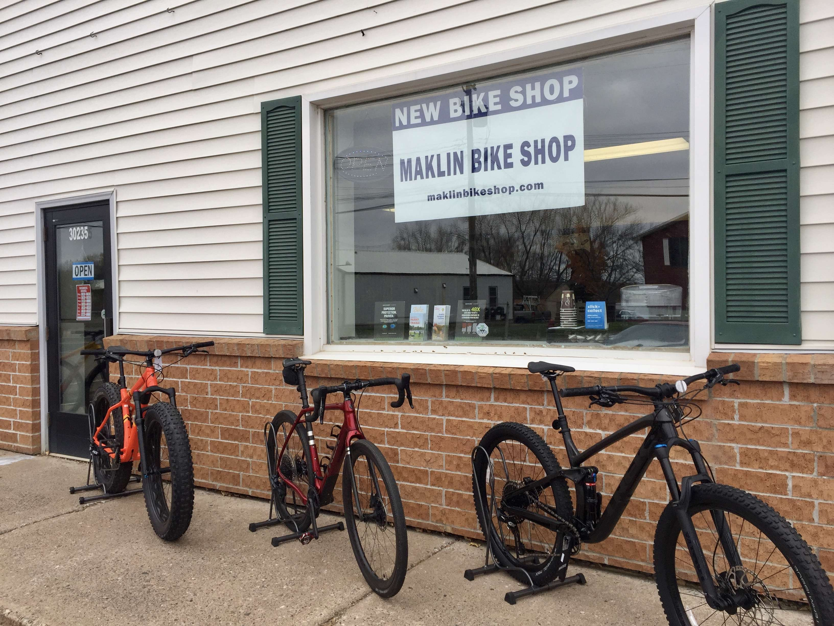 Maklin Bike Shop