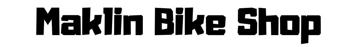 Maklin Bike Shop Logo