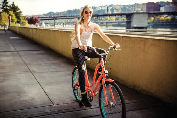 Cruiser bike guide