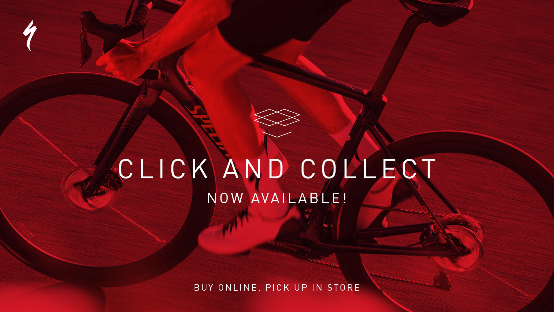 Click and Collect now available - Buy Online Pickup at Store