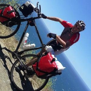 Pacific Coast Ride