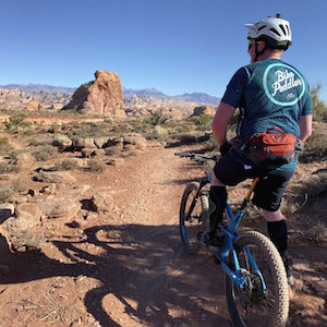 Wes in Moab