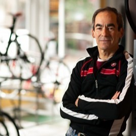 David - Perry Rubber Bike Shop