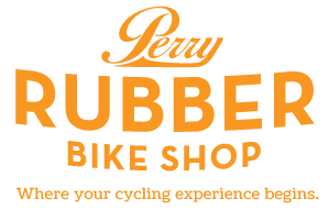Perry Rubber Bike Shop logo