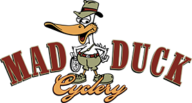 Mad Duck Cyclery - HOME