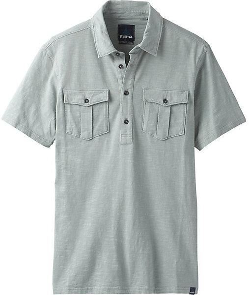 Prana M's Montroyal Polo Shirt