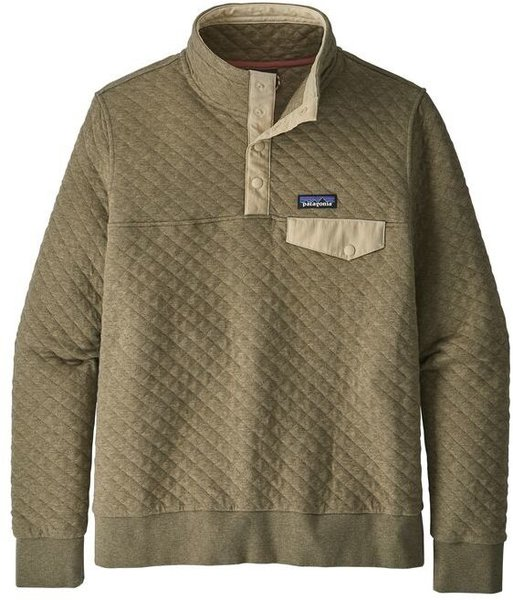 Patagonia W's Organic Cotton Quilted Snap-T Pullover