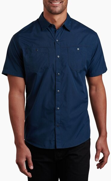 Kuhl M's Stealth Short Sleeved Shirt