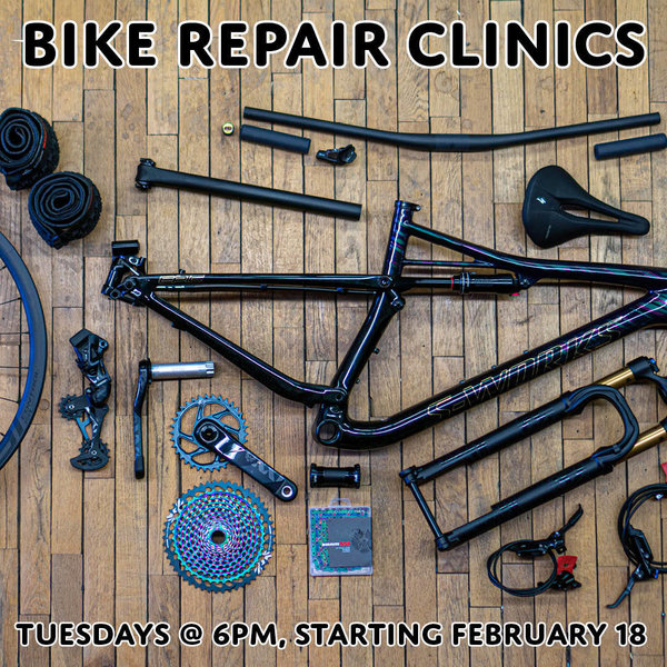 Sunflower 2020 Repair Clinics