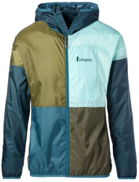 Cotopaxi Teca Windbreaker Full Zip