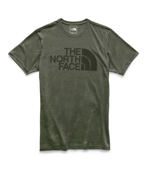 The North Face M SHORT-SLEEVE HALF DOME NEW TRI-BLEND TEE
