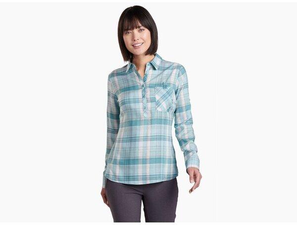 Kuhl W's SPEKTRA Plaid Shirt