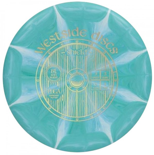 Westside Disc Westside Shield - BT Burst Soft