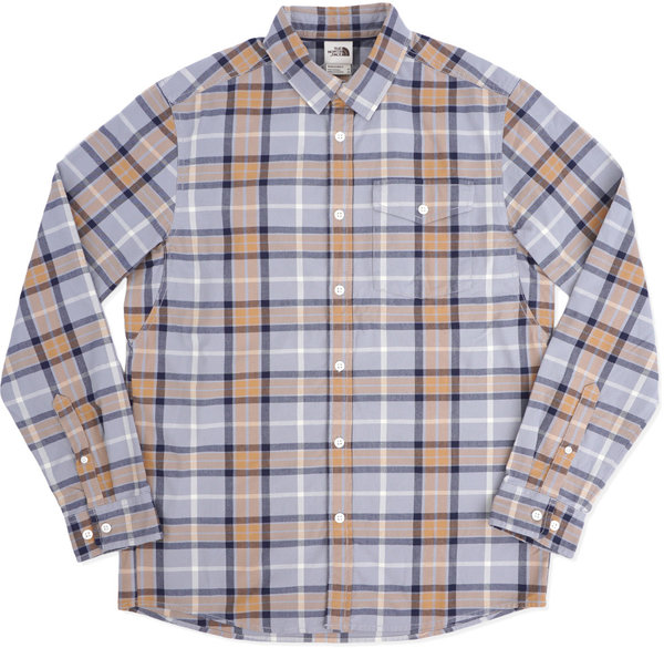 The North Face M LONG-SLEEVE STAYSIDE CHAMOIS SHIRT