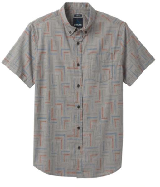 Prana M's Broderick Shirt