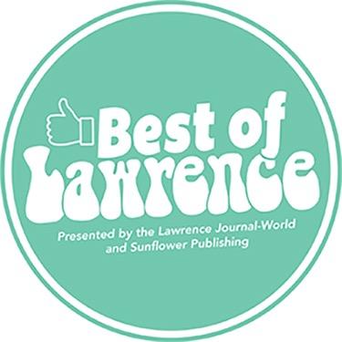 Best of Lawrence Logo
