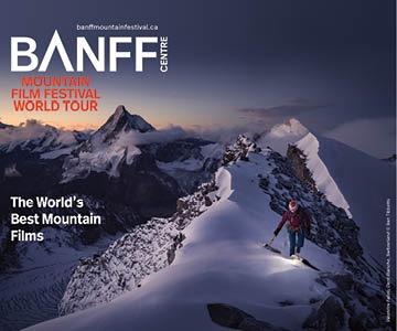 Banff Film Festival Poster