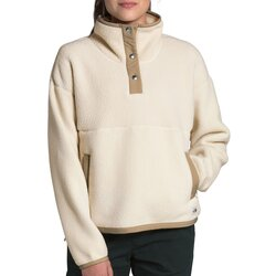 The North Face W's Cragmont Fleece 1/4 Snap