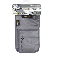 Sea to Summit Traveling Light RFID Neck Wallet