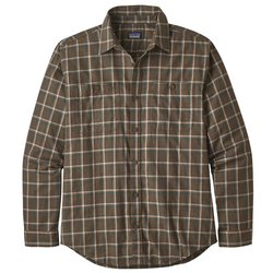 Patagonia M's Long-Sleeved Organic Pima Cotton Shirt