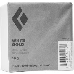 Black Diamond 56G White Gold Chalk Block
