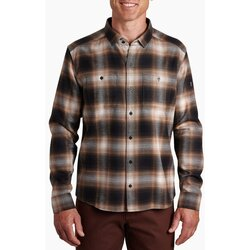 Kuhl M's Law Flannel LS