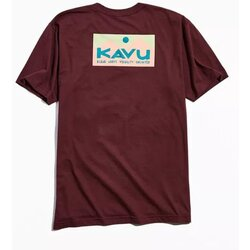 KAVU M's Klear Above Etch Art T-Shirt