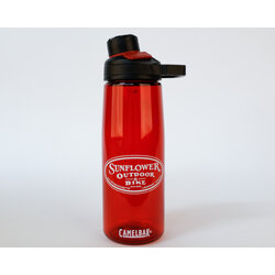 Sunflower Chute Mag 25 oz Camelbak Water Bottle