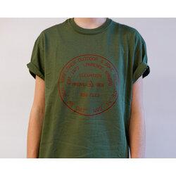 Sunflower Unisex Cotton T-Shirt - Geo Logo