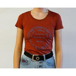 Sunflower Women's Triblend T-Shirt - Geo Logo