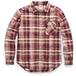 The North Face W's Long Sleeve Boyfriend Shirt